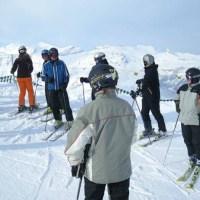 Clubausflug Grindelwald 07.03.2010