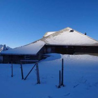 Clubhütte Salzmatt 03.01.2019