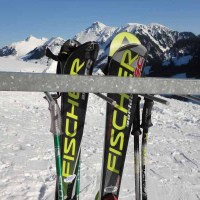 Clubhütte Salzmatt Winter 2012