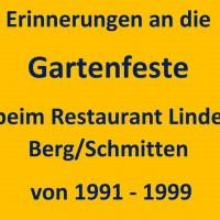 Gartenfeste 1991-1999