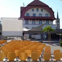 Openair Kino vom 22.08.2015