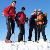 Skitour Gratflue vom 15.01.2012