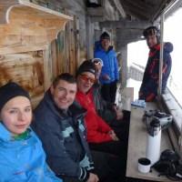 Skitour Reidigen Garten vom 02.02.2014
