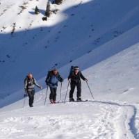 Skitouren Bilder 2009-2010