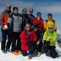 Skitouren Bilder Saison 2008-2009