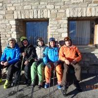 Skiweekend Zermatt vom 07.-11.12.2016